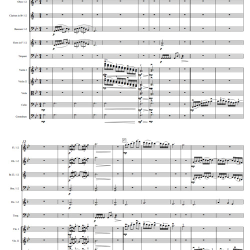 Suite for Orchestra No. 1, Op. 2 - II. Adagio