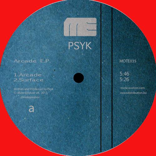 Mote035 :: Psyk - Arcade