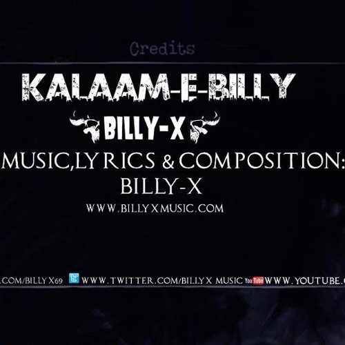 Billy-X - Kalam-e-Billy