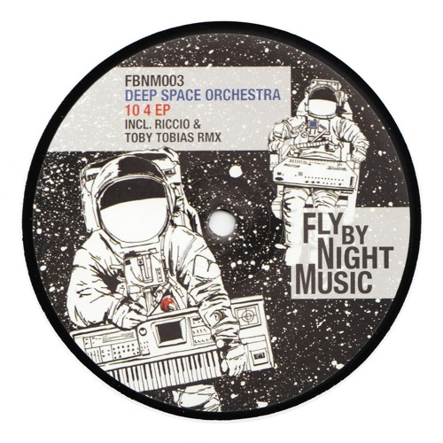 B1 - Deep Space Orchestra - Keshik - Fly By Night FBNM003