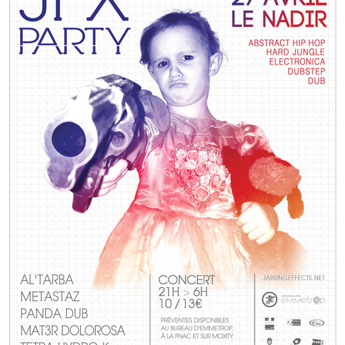 27 avril 2013 - JFX Party @ Bourges