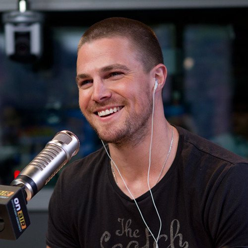 Stephen Amell Reveals How He Got Ripped for 'Arrow'