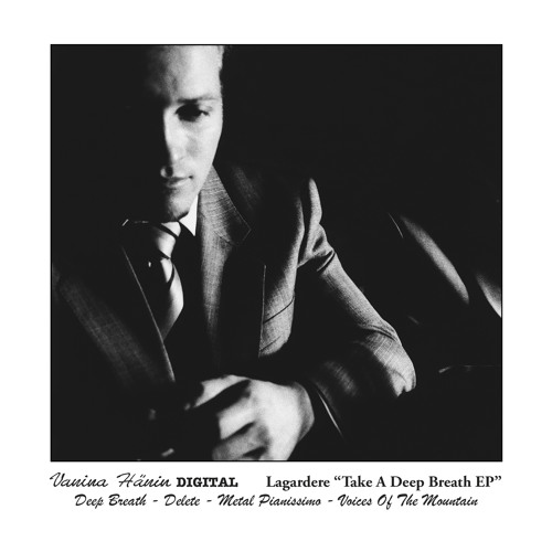 Lagardere - Take A Deep Breath EP - Digital release