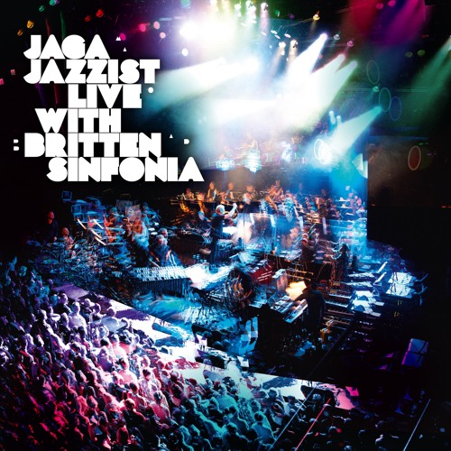 Jaga Jazzist - 'One-Armed Bandit' (Live With Britten Sinfonia)