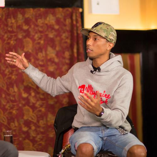 Innovation Uncensored New York 2013: Pharrell Williams