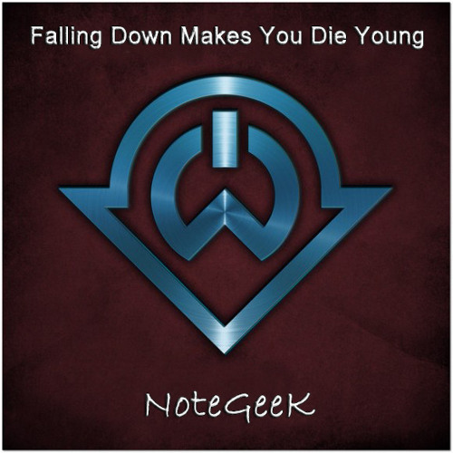 Falling Down Makes You Die Young