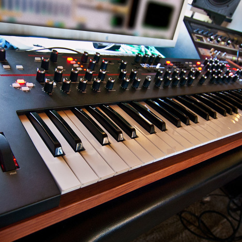 prophet 12 sound design test
