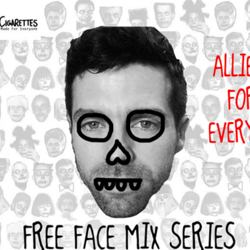 ALLIES FOR EVERYONE FREE FACE MIX SERIES FOR KAVIAR & CIGARETTES