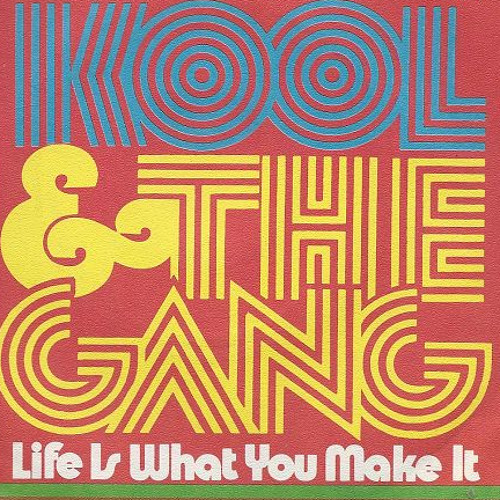 """K & The Gang """"Life is what you make it!"""" ShoNufffunk Remix (2008)"""