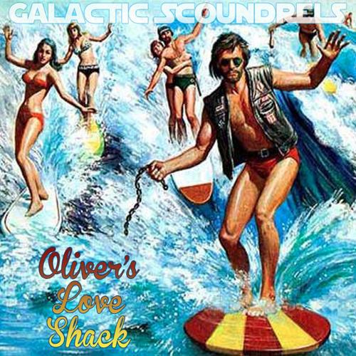 Oliver's Love Shack [Oliver x B-52's]