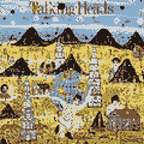 Talking Heads - Road to Nowhere (8-Bit)