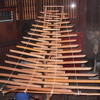 Trung Bamboo Xylophone, Temple Of Literature, Hanoi, Vietnam