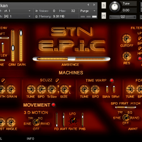 Epic - Kontakt Drum Module Bundle - Complete Collection - Demo 1