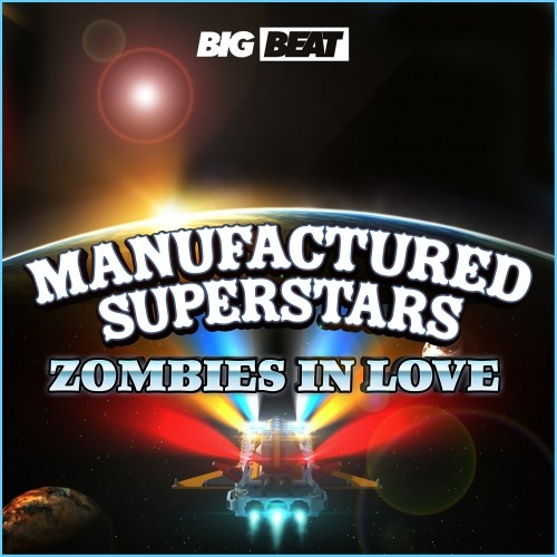 Zombies In Love by Manufactured Superstars (K Theory Remix)
