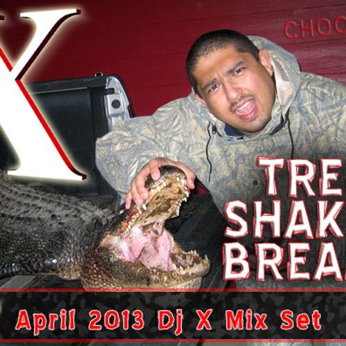 Tree Shaker Breakz Mix April 2013