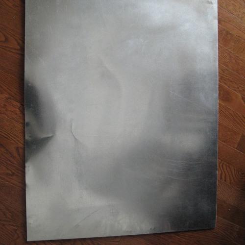 Sheet Metal - Surface - Barcus-Berry Planar Wave Contact Mic