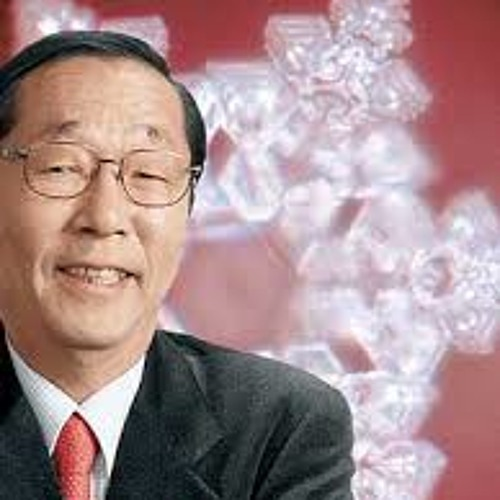 Chi Time 9 'The Dr. Emoto water and consciousness show'! Jackie, Amanda & Richard join Clara :)