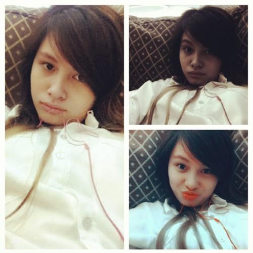 Dahan by december avenue hahahaha walang hiya talaga ko =))