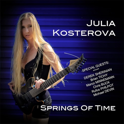 Julia Kosterova - Springs Of Time (EP 2013)