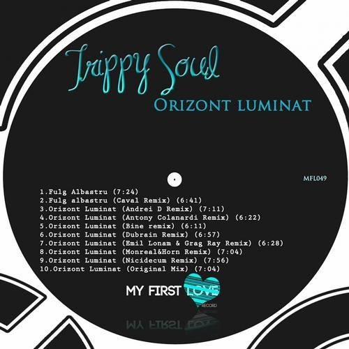 Trippy Soul - Orizont Luminat (Dubrain Remix) [My First Love Record] OUT NOW!