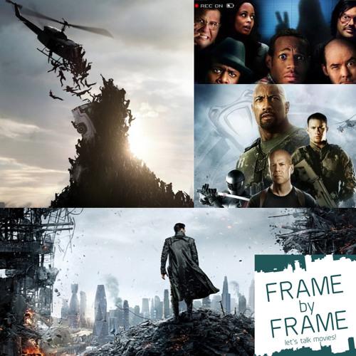 Episode 4 - World War Z, Star Trek into Darkness, GI Joe 2 Review, A Haunted House Review