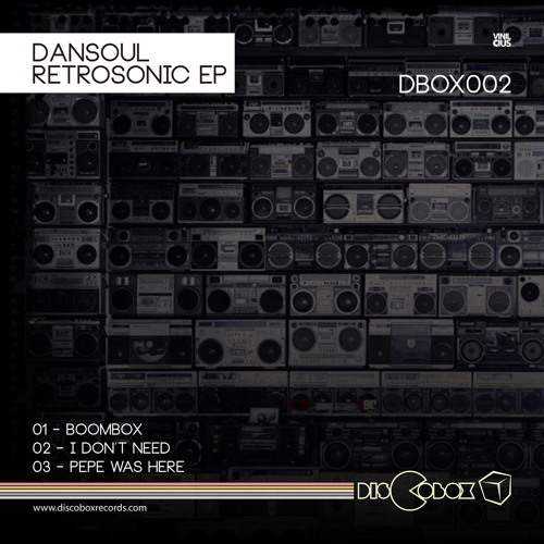 Dansoul - Boombox (Out now !)