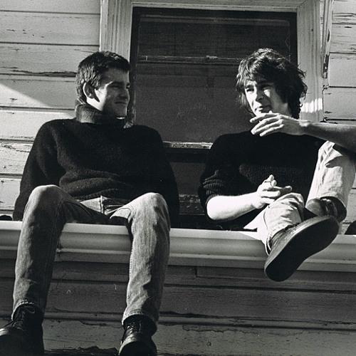 """Peter Jefferies & Robbie Muir """"Writing Carbine"""""""