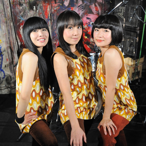 Shonen Knife -  'Pop Tune' - Pop Tune (Damnably 2012)