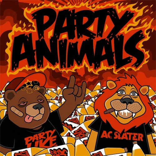 AC Slater - Party Animals (Anna Lunoe Remix)