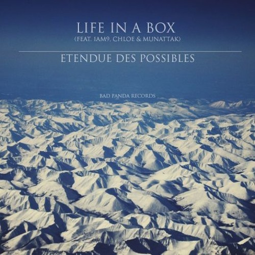 Life In A Box - Etendue des possibles (feat.Iam9)