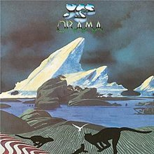 Roger Dean Discusses the Drama Sleeve
