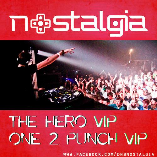 Free VIP EP [ The Hero VIP + One 2 Punch VIP]
