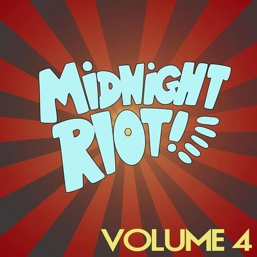 Posin' (LTJ Edit Rework) snippet (incl. on Midnight Riot Vol. 4)