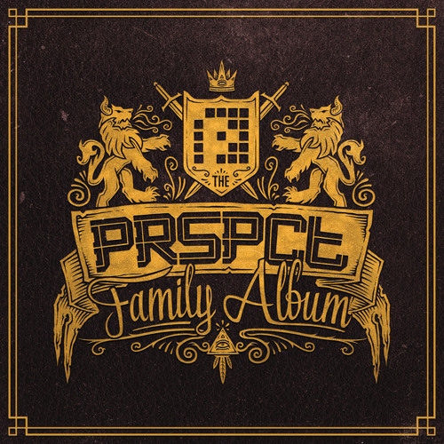 The PRSPCT Family Album Promo Mix - Various Artists (PRSPCT LP 005) Out May 6th 2013!!!