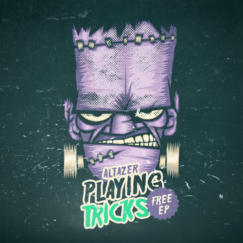 Altazer - Playing Tricks (feat Richie Sykes)