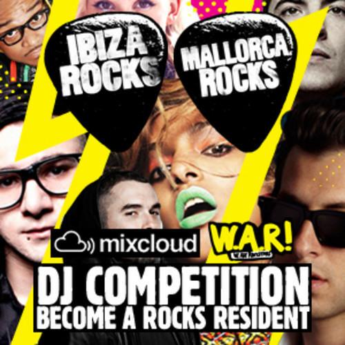 Rocks DJ Competition 2013