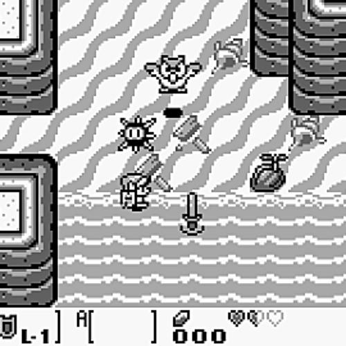 Zelda - Link's awakening/sword search-JANSKI Beeeats remix