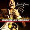 Mix Salsa Alberto Barros En Vivo Desde Medellin Dj Ruben Viloria Portada del disco