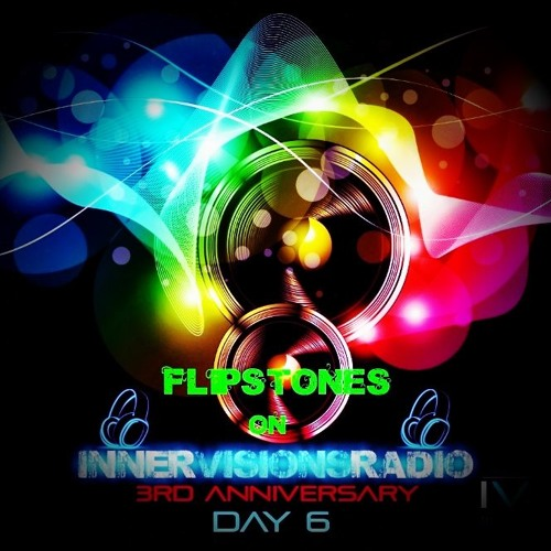 Flip's 3rd Birthday mix for Innervisions Radio \o/