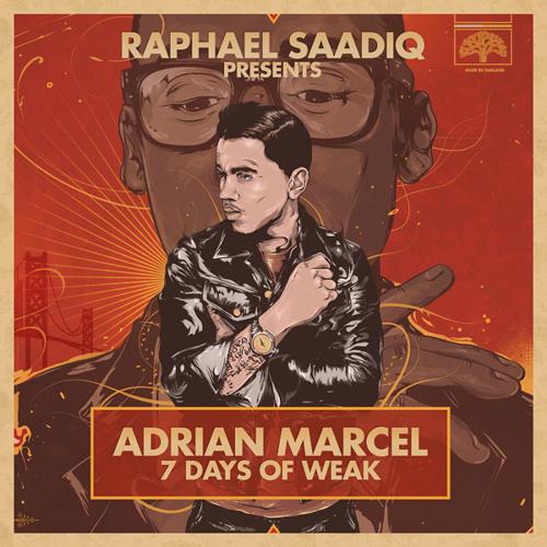 "Adrian Marcel - ""Killa"" (2013)"