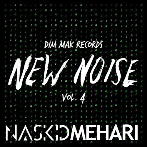 Naskid -  Mehari (DIM MAK RECORDS)