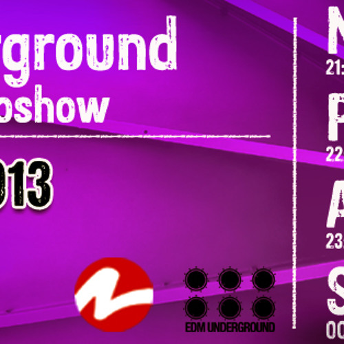 SpecDub @ EDM Underground Label Radioshow Westradio.gr 25/4/2013 Free Download!!!