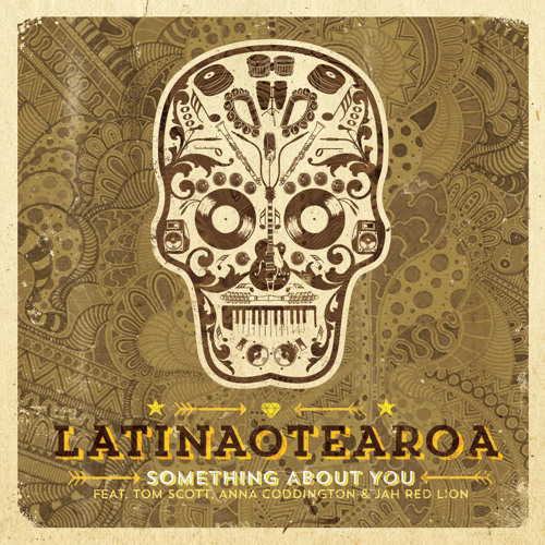 Something about you feat. Jah Red Lion & Anna Coddington (Album Version)