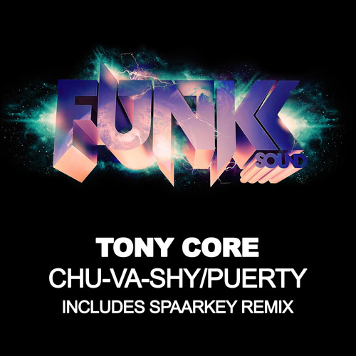 Tony Core - Chu-Va-Shy EP *May 6th 2013*