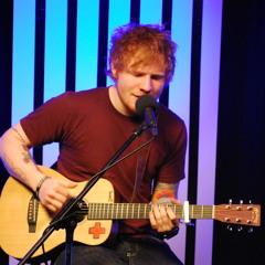 "Ed Sheeran ""Small Bump"" acoustic recording"