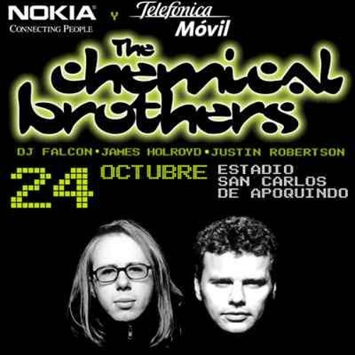 The Chemical Brothers - Live @ Santiago De Chile 2004
