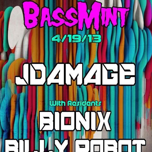 JDamagE BassMint 420 set#1