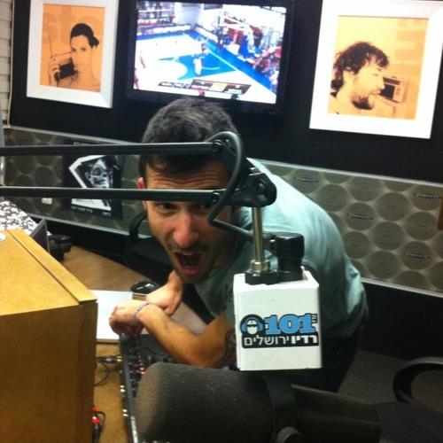 DJ cholo interview 25-4-13 101 fm radio jerusalem  1
