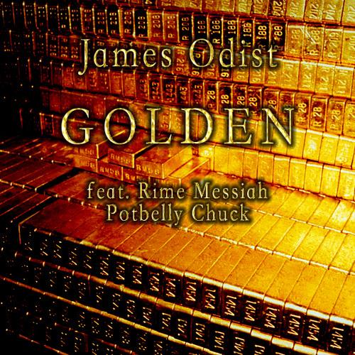 James Odist - Golden ft. Rime Messiah & Potbelly Chuck #LBM