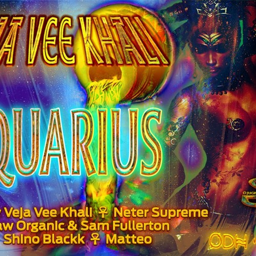 Aquarius (Raw Organic & Sam Fullerton Alt. Dimension Mix) Veja Vee Khali